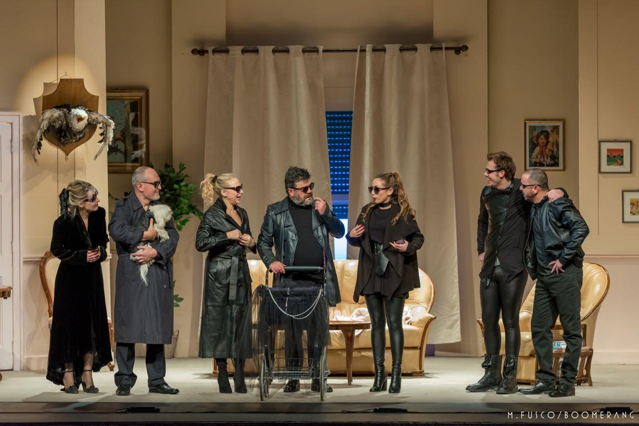 BUKUROSH, MIO NIPOTE - Teatro di Lonigo