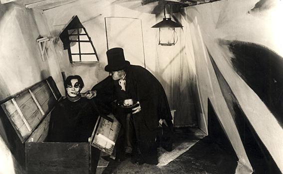 IL GABINETTO DEL DOTTOR CALIGARI - Teatro di Lonigo