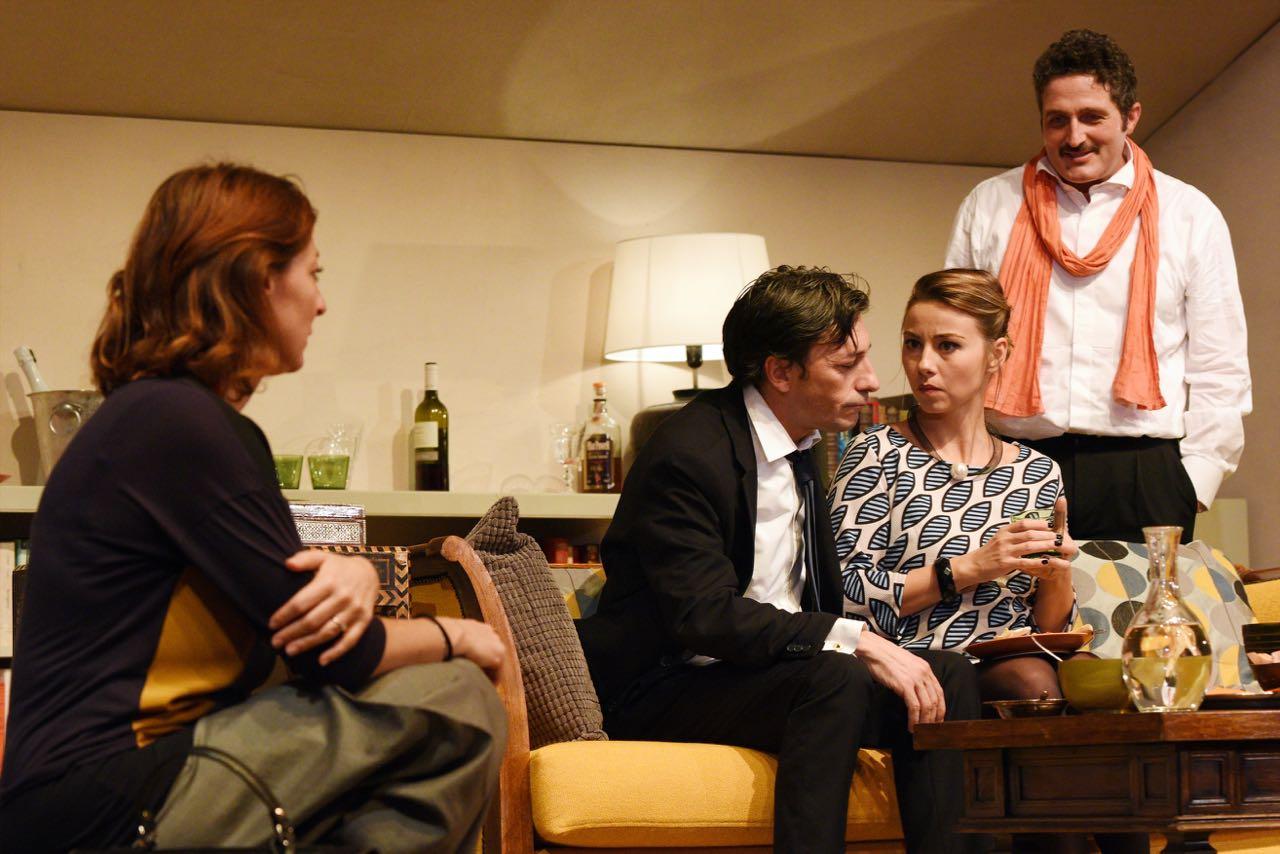 Le prénom - Cena tra amici  - Teatro di Lonigo