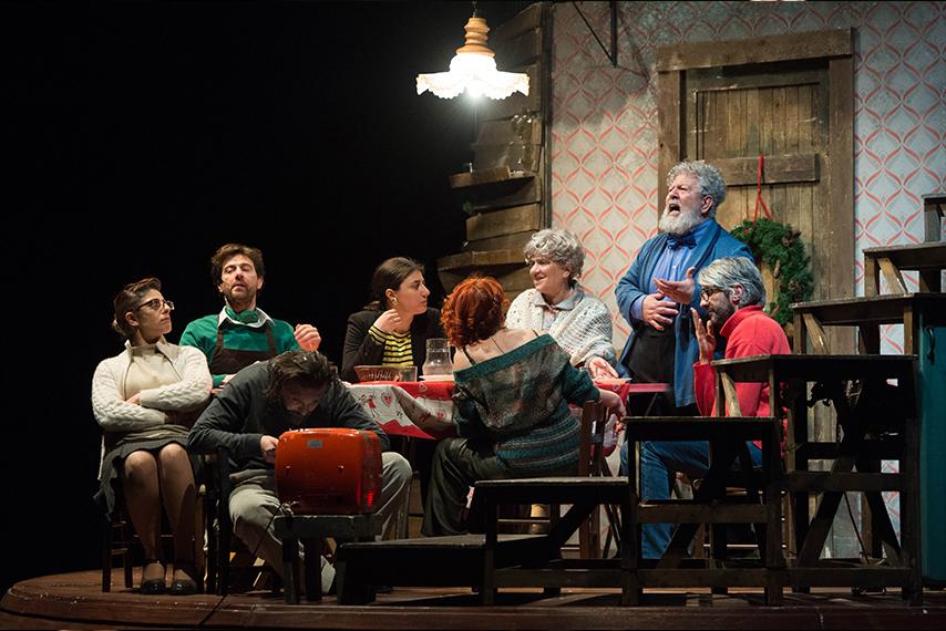 PARENTI SERPENTI - Teatro di Lonigo