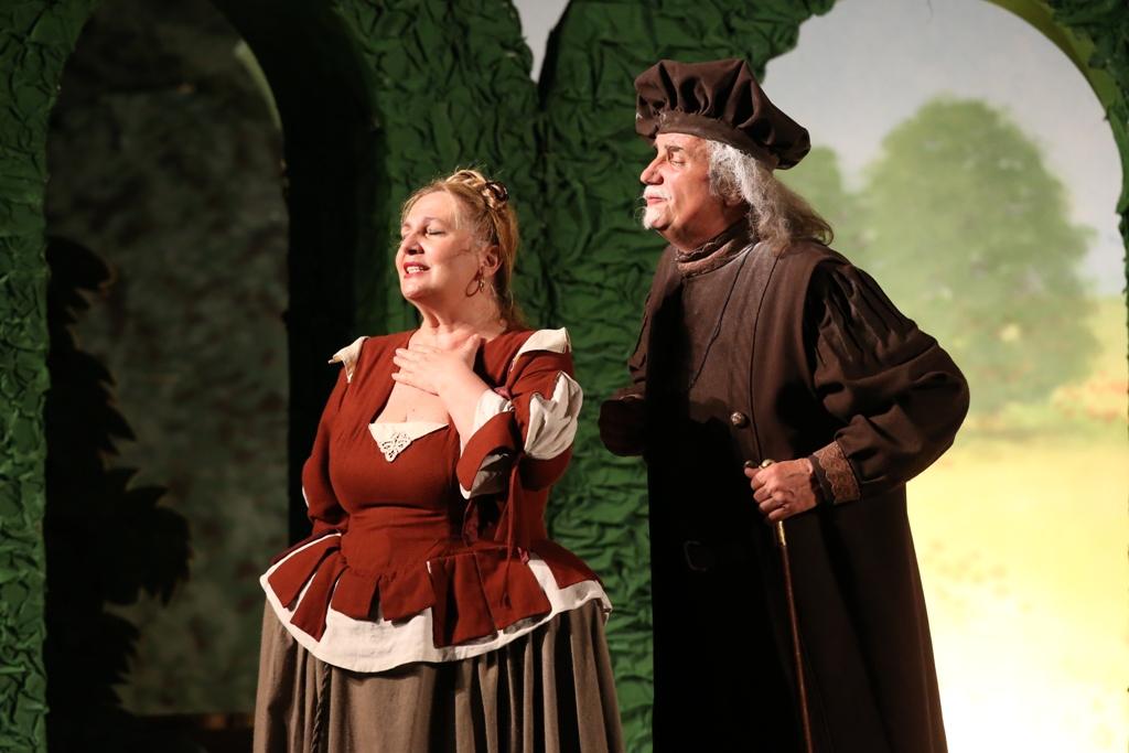 La cameriera brillante - Teatro di Lonigo