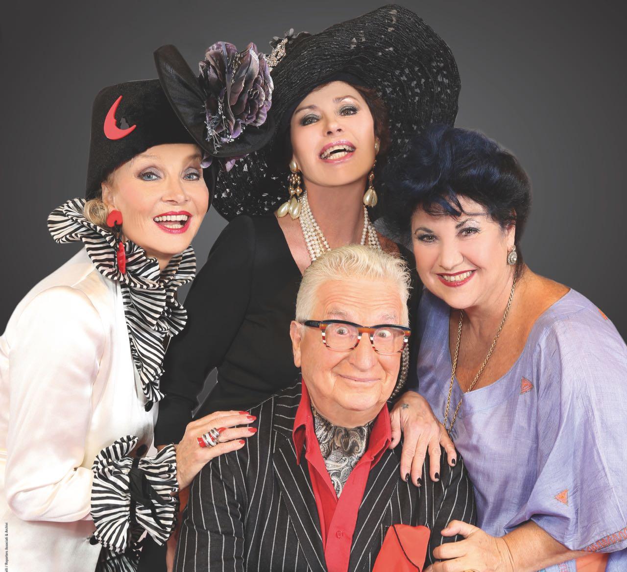Quattro donne e una canaglia - Teatro di Lonigo