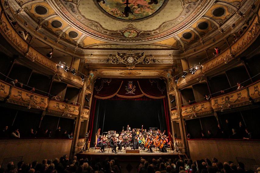 ORCHESTRA DEL TEATRO OLIMPICO - Teatro di Lonigo