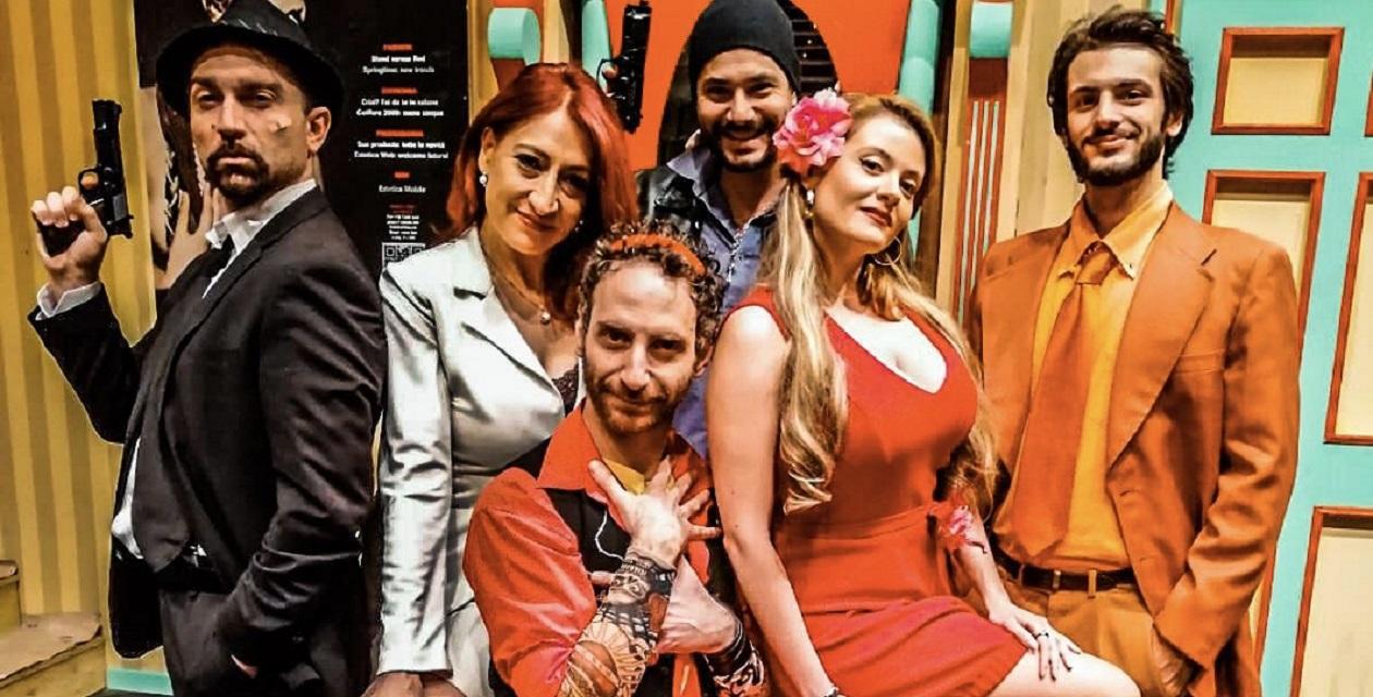 FORBICI FOLLIA  - Teatro di Lonigo