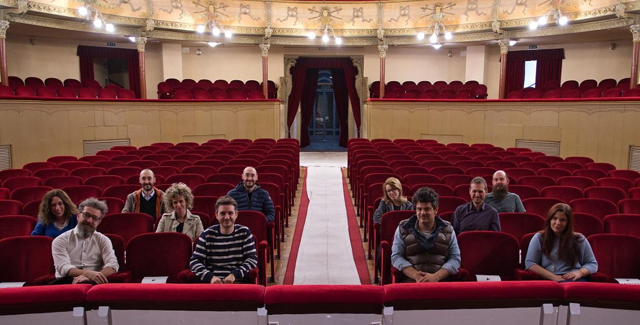 TRAPPOLA PER UN UOMO SOLO - Teatro di Lonigo