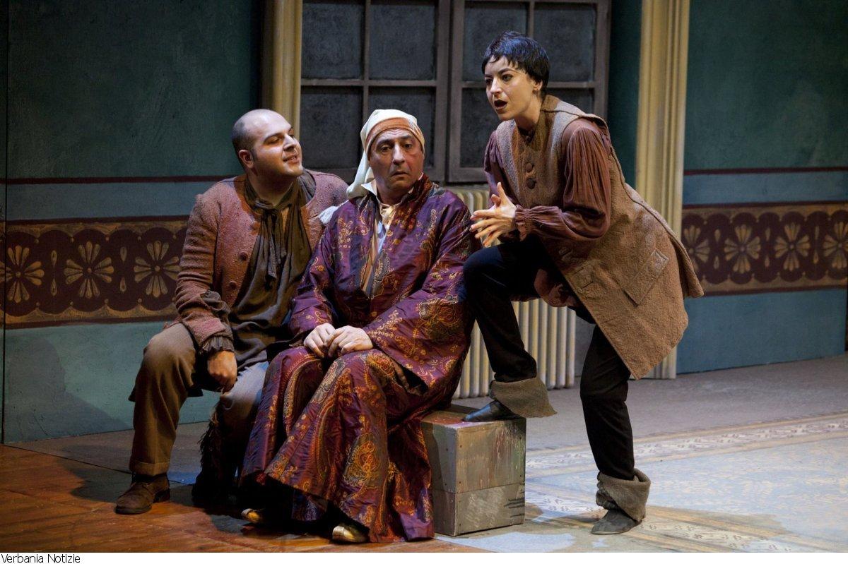 IL BORGHESE GENTILUOMO - Teatro di Lonigo