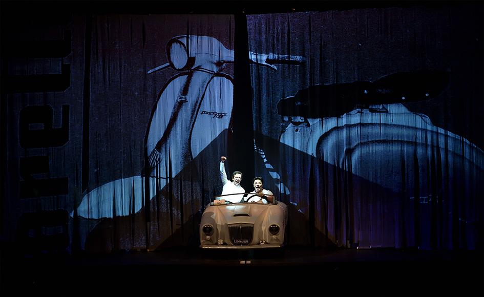 IL SORPASSO - Teatro di Lonigo