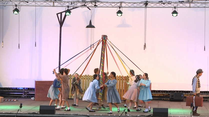 BRUNDIBAR  - Teatro di Lonigo