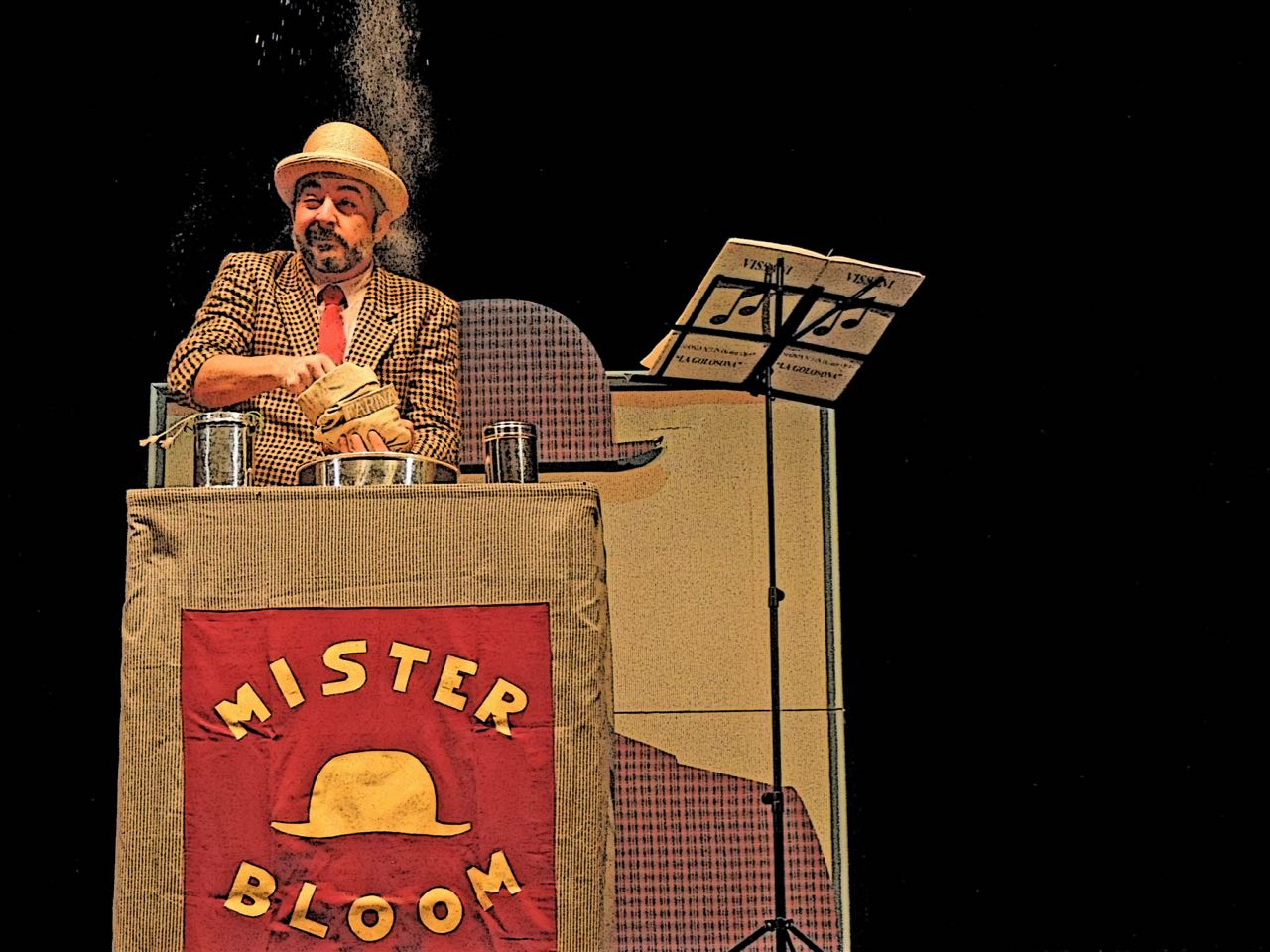 MR BLOOM  - Teatro di Lonigo